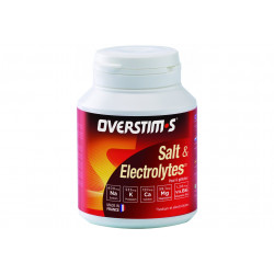 Overstims Salt & Electrolytes Diététique Compléments