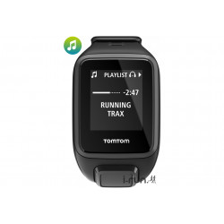 Tomtom Runner 2 Music - Small Cardio-Gps
