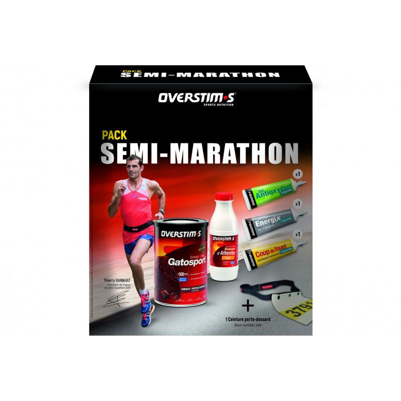 Overstims Pack Semi-Marathon Diététique Packs
