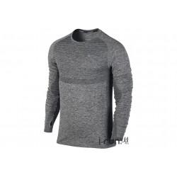 Nike Maillot Dri-Fit Knit M vêtement running homme