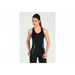 Skins A200 Racer Back W vêtement running femme