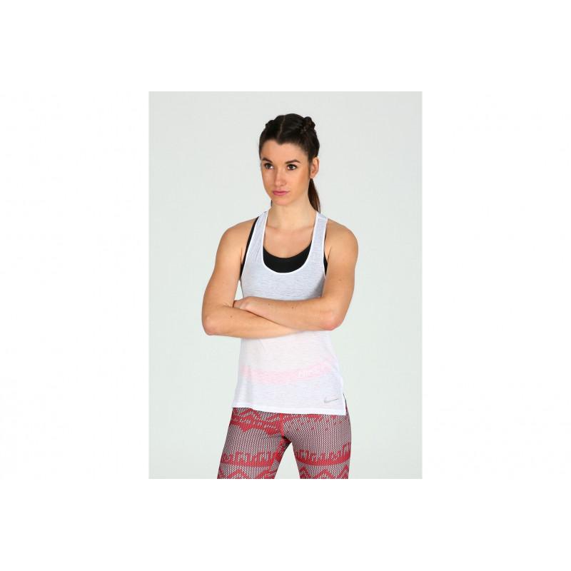 W Vêtement Femme Breathe Running Cool Nike 9HeWYIED2