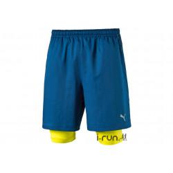 Puma Short ACTV Power 2 en 1 M vêtement running homme