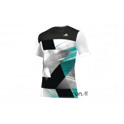 adidas Tee-shirt Adizero M vêtement running homme