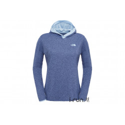 The North Face Sweat à capuche Reactor W vêtement running femme