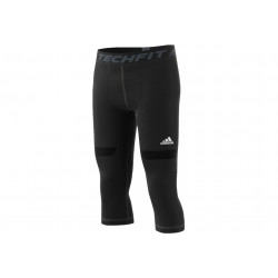 adidas Collant 3/4 TechFit Chill M déstockage running