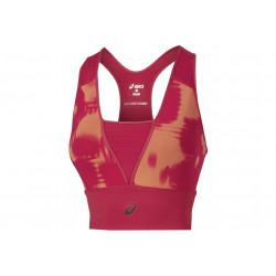 Asics Brassière FuzeX Layering vêtement running femme