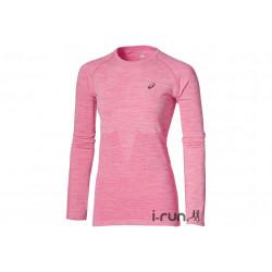 Asics Maillot Seamless W vêtement running femme