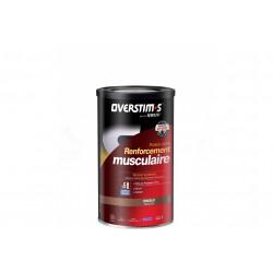 OVERSTIMS Renforcement Musculaire 300 g - Chocolat Diététique Protéines / récupération