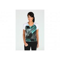 adidas Tee-shirt adizero W vêtement running femme