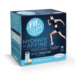 Fit & Slim - Hydrate et affine - pendant  votre séance