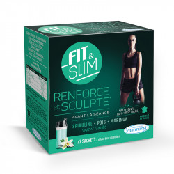 Fit & Slim - renforce et sculpte - avant la séance