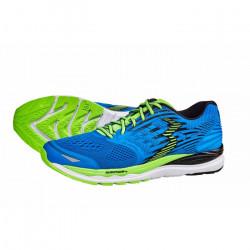 Chaussures running 361° MERAKI - modèle homme - coloris Jolt/Gecko