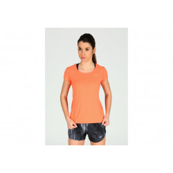 Nike Tee-Shirt Dri-Fit Contour W vêtement running femme