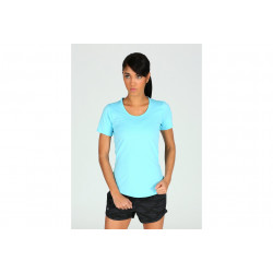 Under Armour Tee-shirt HeatGear CoolSwitch W vêtement running femme