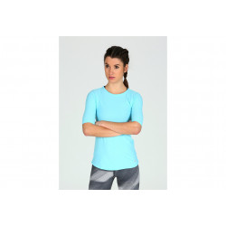 Under Armour Tee-shirt CoolSwitch Run Elbow W vêtement running femme