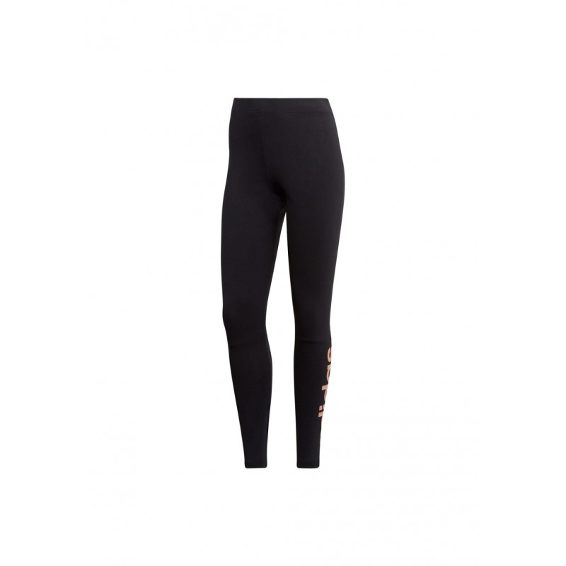 Essentials Noir Femme Linear Course Pour Tights Pantalons Adidas YvgybfI67