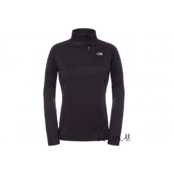 The North Face Maillot Impulse Active 1/4 Zip W vêtement running femme