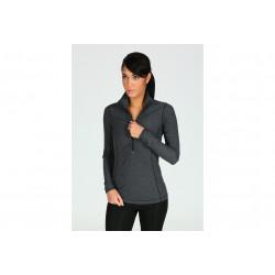New Balance Maillot Impact Half Zip W vêtement running femme