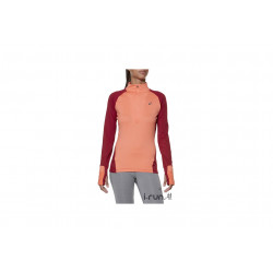 Asics Maillot Winter 1/2 Zip W vêtement running femme
