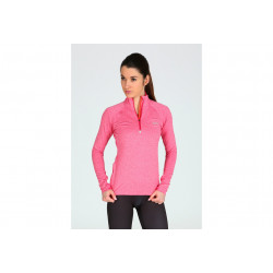 Zoot Maillot Dawn Patrol 1/2 Zip W vêtement running femme