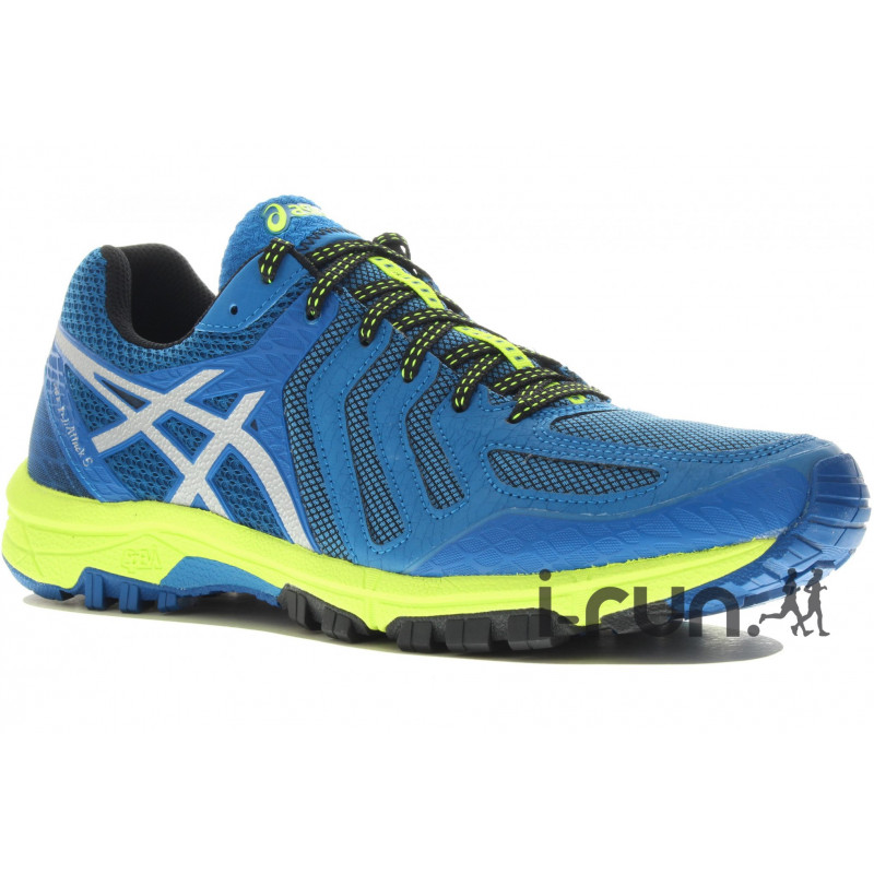asics fuji attack 5 test