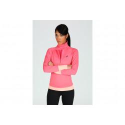 Asics Thermopolis 1/2 Zip LS W vêtement running femme