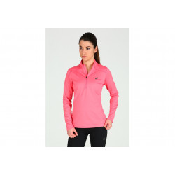 Asics Essential Winter 1/2 Zip W vêtement running femme
