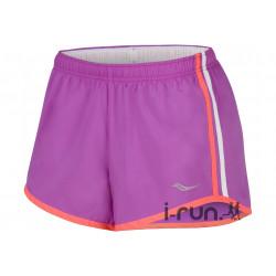 Saucony Short PE W vêtement running femme