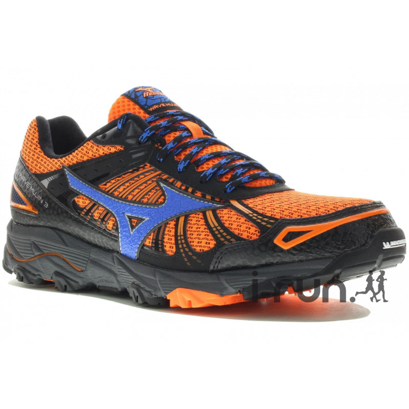 72d802af4ac27 Mizuno Wave Mujin 3 M Chaussures homme
