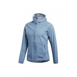 adidas Agravic 3-layer Jacke - Vestes course pour Homme - Bleu 2ec0ff927993