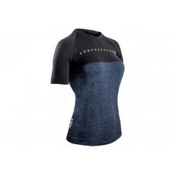 Compressport Training Black Edition 10 Years W vêtement running femme
