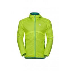 Odlo Jacket Zeroweight Light - Vestes course pour Homme - Bleu e09694729cca