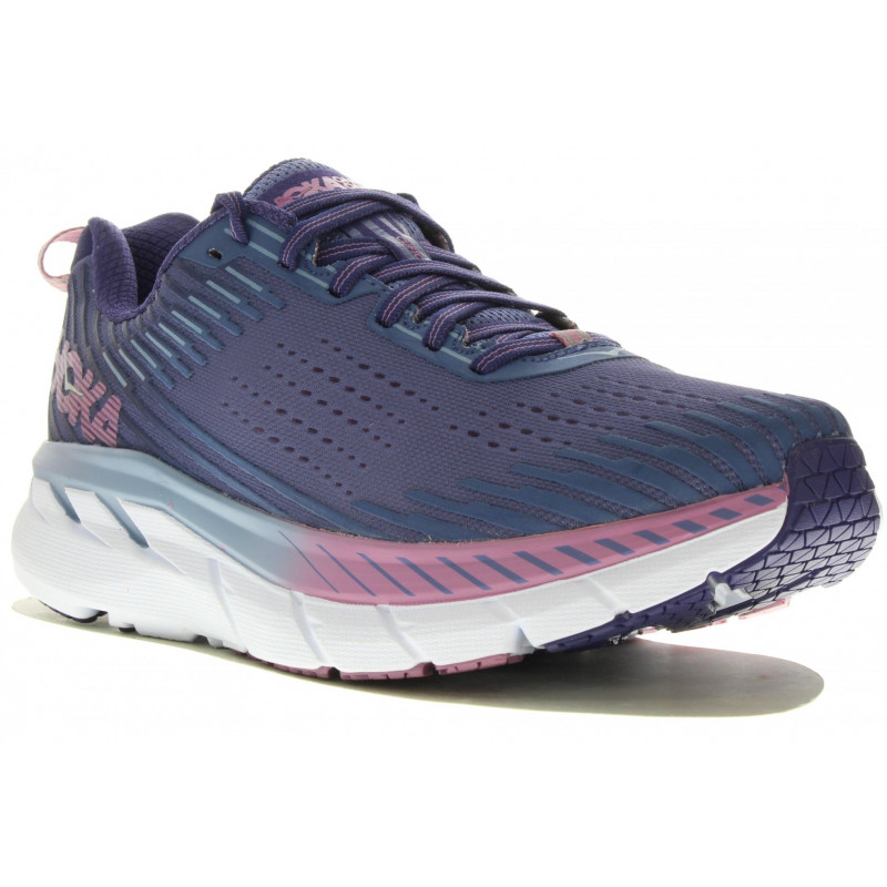 3e50c06ae8d Hoka One One Clifton 5 W Chaussures running femme