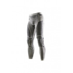 X-Bionic Apani Merino Fastflow Pants Long - Sous-vêtements sport pour Homme - Gris