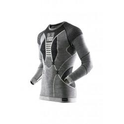 X-Bionic Apani Merino Fastflow Shirt Long Sleeve - Sous-vêtements sport pour Homme