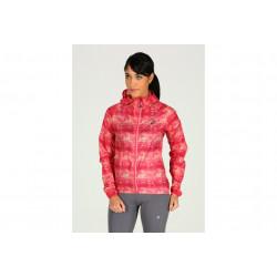 Asics Veste Fujitrail Pack W vêtement running femme