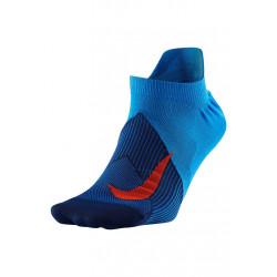 Nike Lightweight No-show Running Socks Chaussettes running - Bleu