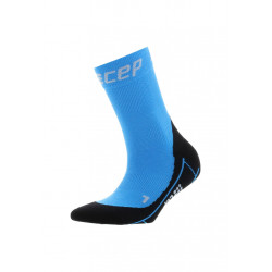 CEP Winter Short Socks - Chaussettes running pour Femme - Bleu