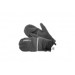 Craft Hybrid Weather Bonnets / Gants