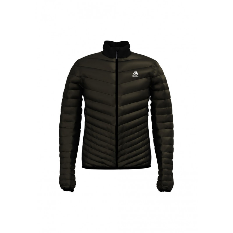 Odlo Jacket Insulated Neon Cocoon - Vestes course pour Homme - Noir 00aa8c44a7f6