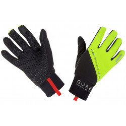Gore Running Wear Gants Fusion WindStopper Bonnets / Gants