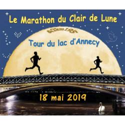 Le Marathon du Clair de Lune : Tour du Lac d'Annecy - édition 2019