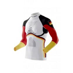 X-Bionic Energy Acc. EVO Patriot Shirt LS - Sous-vêtements sport pour Homme