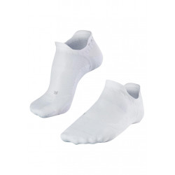 Falke Go5 Invisible Chaussettes running - Gris