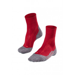 Falke Stabilizing Cool Chaussettes running - Rouge
