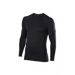 Falke Maximum Warm Long Sleeve Comfort - Sous-vêtements sport pour Homme - Noir