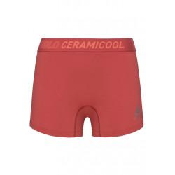 Odlo Bottom Panty Ceramicool Pro - Sous-vêtements sport pour Femme - Rouge