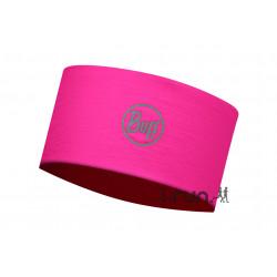 Buff Bandeau R-Solid Raspberry Pink Casquettes / bandeaux