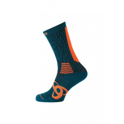 Odlo Socks Long Ceramicool Light Chaussettes running